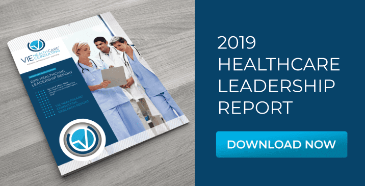 The 2019 Healthcare Leadership Report - Download Now