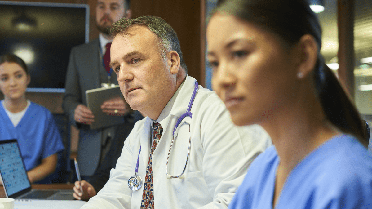 Negotiation Training For Healthcare Leaders