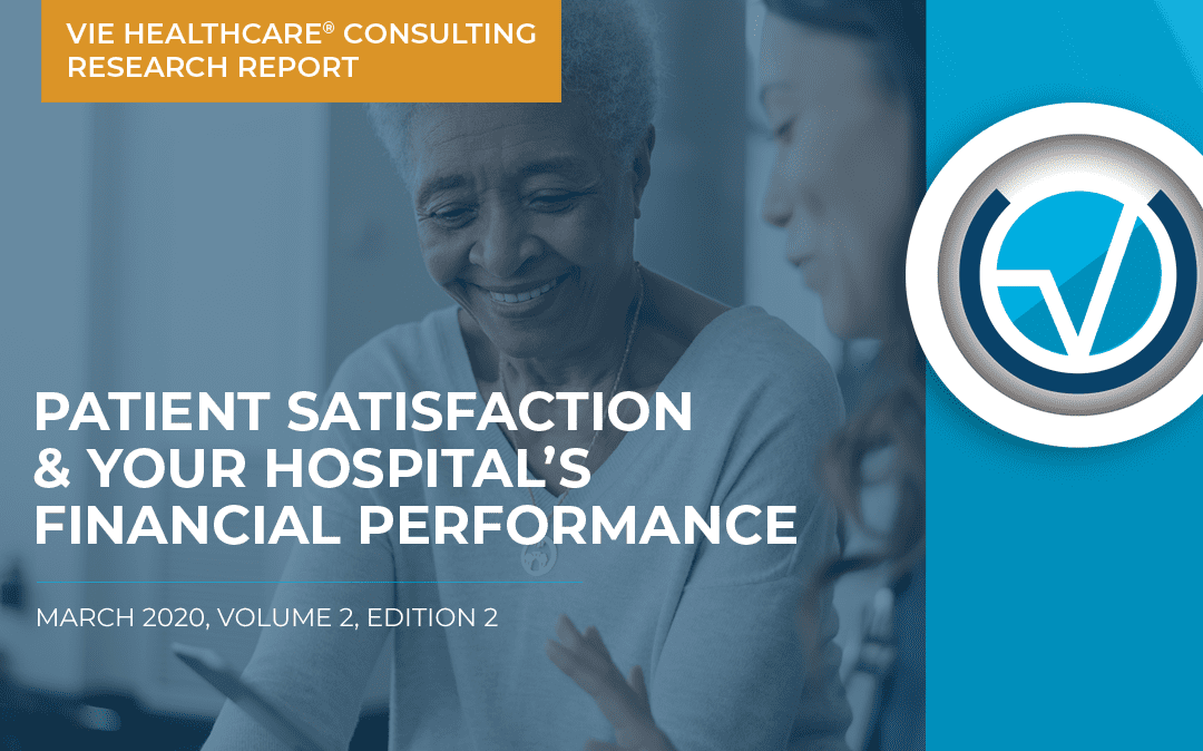 Patient Satisfaction & Your Hospital's Financial Performance