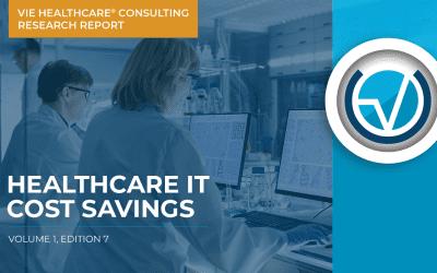 Healthcare IT Cost Savings