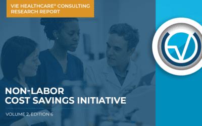 Non-Labor Cost Savings Initiative