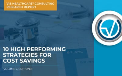 10 High Performing Strategies For Cost Savings