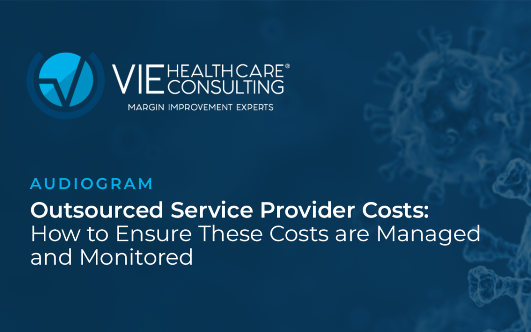 Outsourced Service Provider Costs: How to Ensure These Costs Are Managed and Monitored— Benchmarking